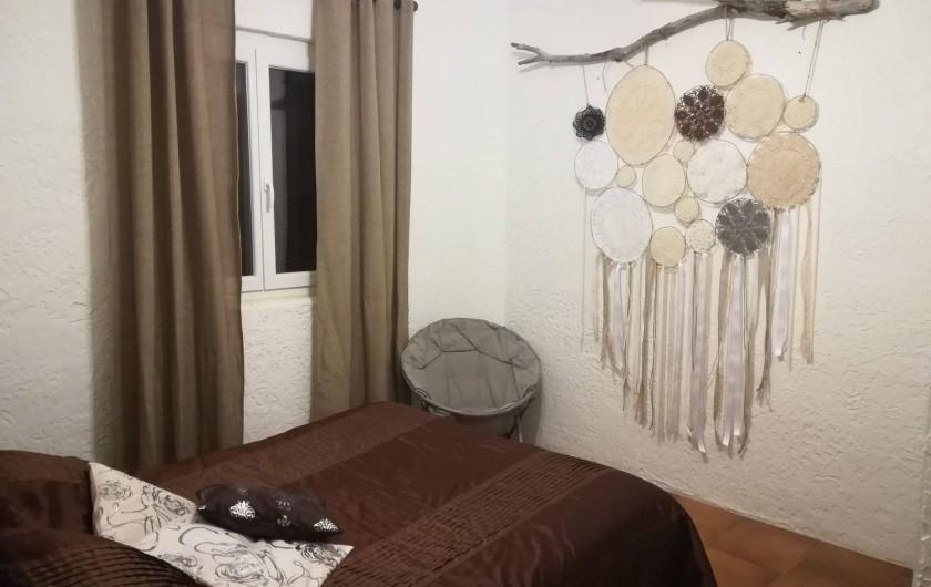 Location de vacances - Appartement à Pianottoli-Caldarello - chambre 3