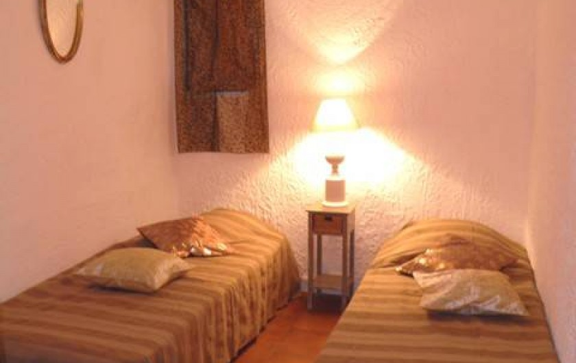 Location de vacances - Appartement à Pianottoli-Caldarello - chambre 2