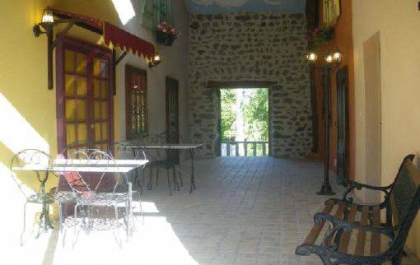 Location de vacances - Gîte à Arlempdes