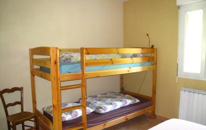 Location de vacances - Mas à Althen-des-Paluds - Chambre 2
