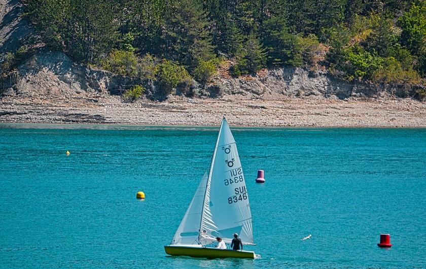 Location de vacances - Gîte à Manosque - Lac st croix