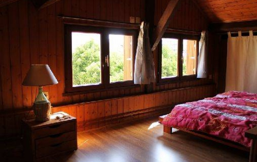 Location de vacances - Chalet à Lacanau