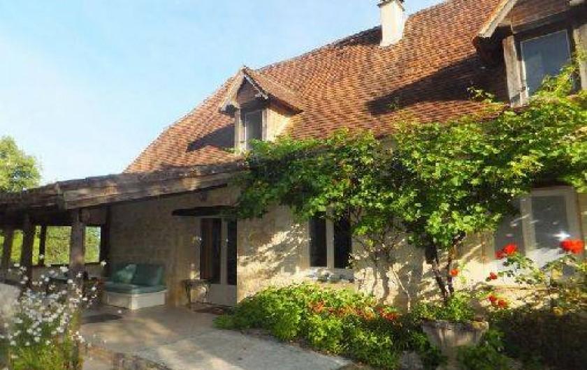 Location de vacances - Gîte à Mechmont - Gite coté sud