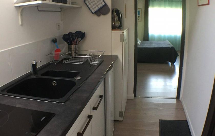 Location de vacances - Villa à Aix-les-Bains - studio 5