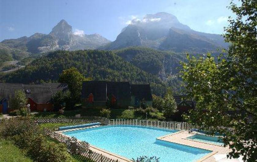 Location de vacances - Chalet à Gourette