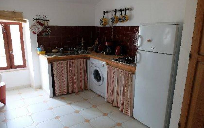 Location de vacances - Appartement à Belvédère-Campomoro