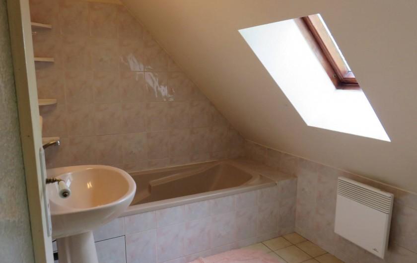 Location de vacances - Maison - Villa à Péret-Bel-Air - Salle de bain