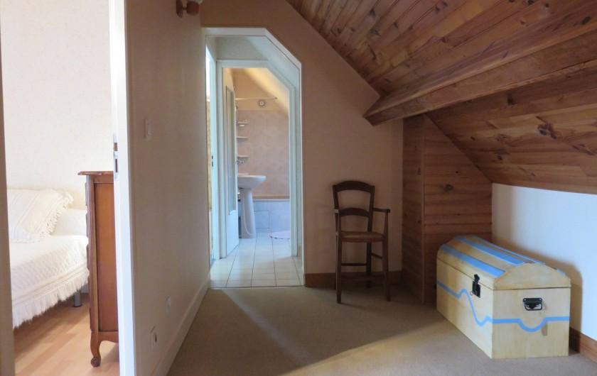 Location de vacances - Maison - Villa à Péret-Bel-Air - Palier