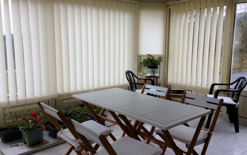 Location de vacances - Maison - Villa à Péret-Bel-Air - Véranda