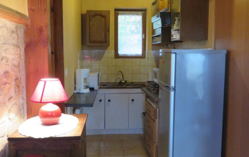 Location de vacances - Maison - Villa à Péret-Bel-Air - Cuisine