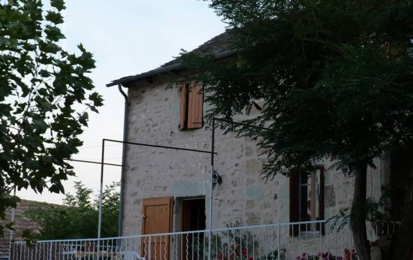 Location de vacances - Gîte à Viala-du-Tarn