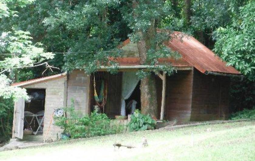 Location de vacances - Bungalow - Mobilhome à Bouillante