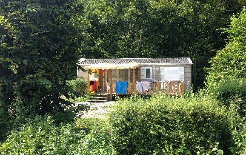 Location de vacances - Camping à Landry