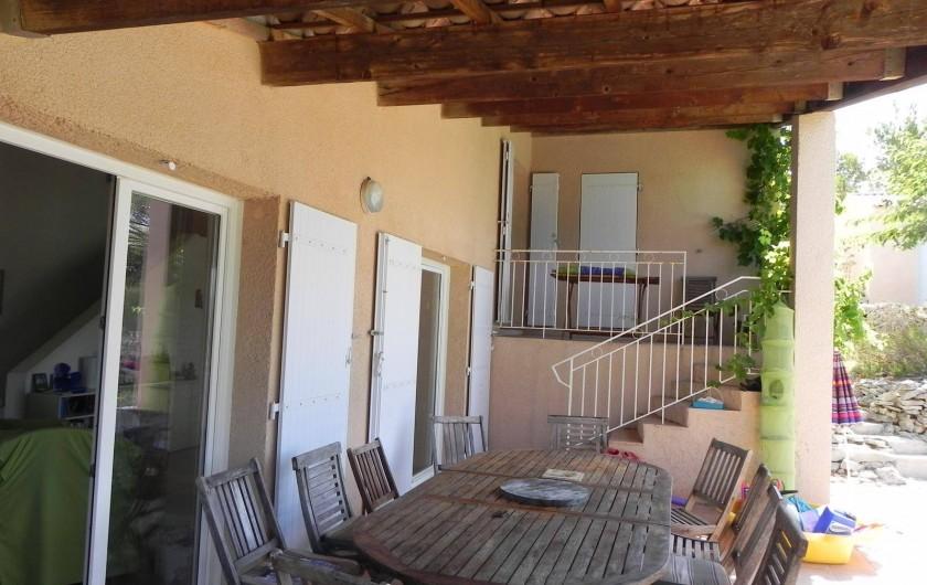Location de vacances - Maison - Villa à Besse-sur-Issole