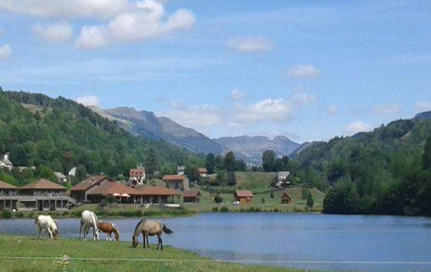 Location de vacances - Gîte à Lascelle