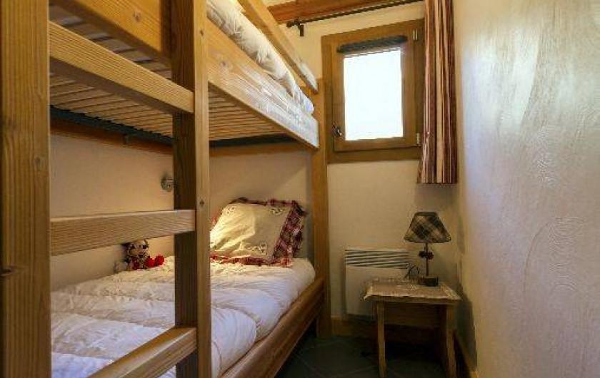 Location de vacances - Appartement à Lanslebourg-Mont-Cenis - Chambre enfants