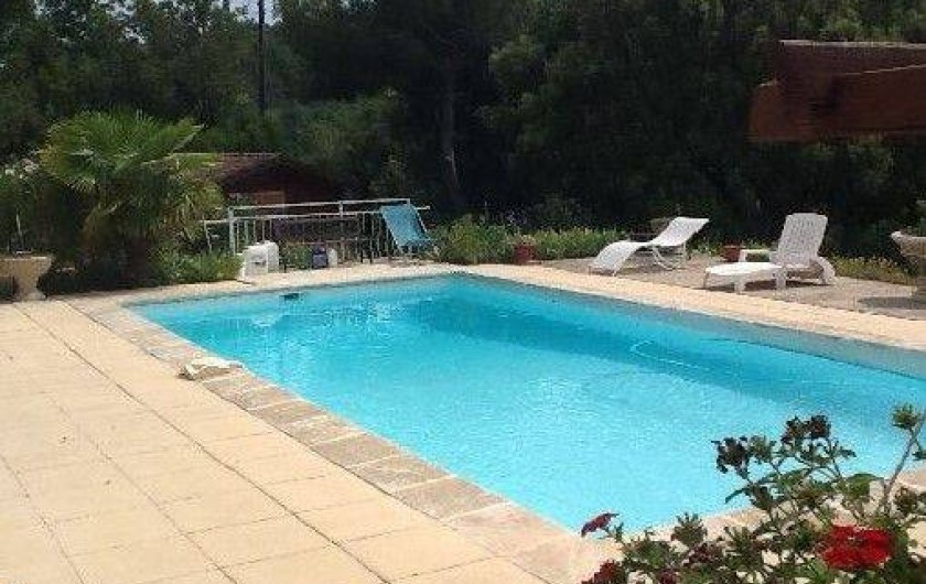Location de vacances - Maison - Villa à Ansouis