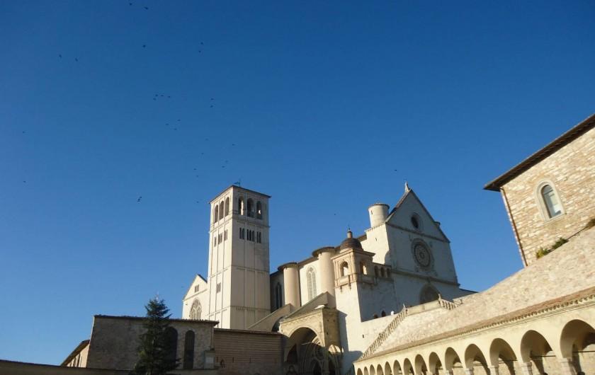 Location de vacances - Appartement à Castel Rigone - Assisi