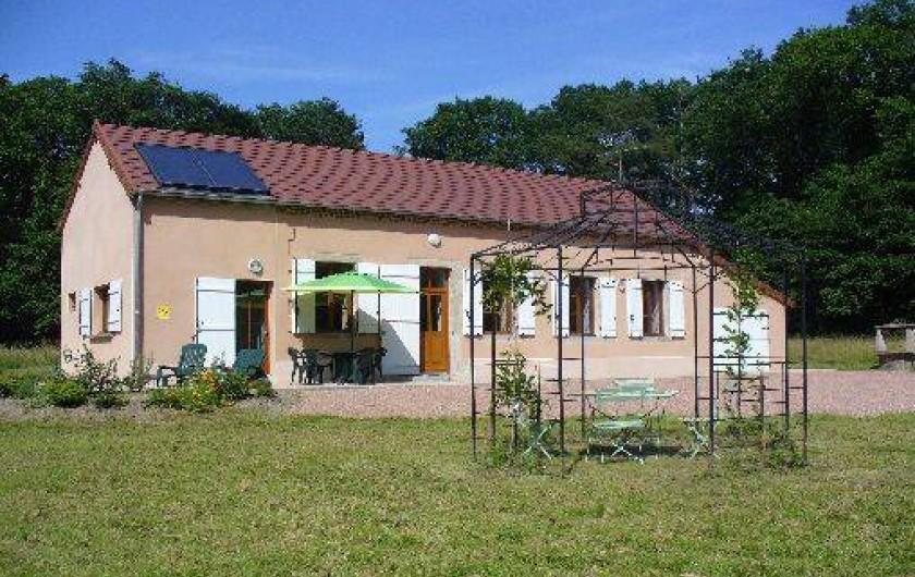 Location de vacances - Gîte à Montambert