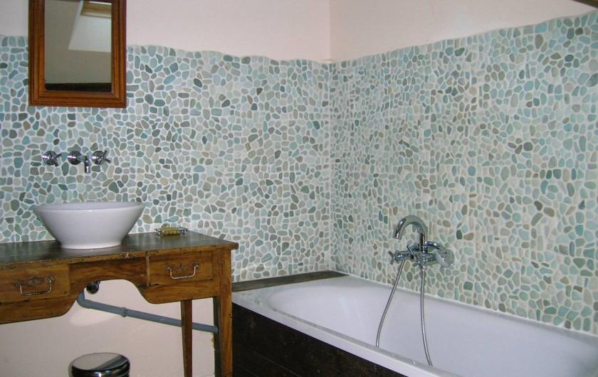Location de vacances - Gîte à Chantraines - Salle de bain