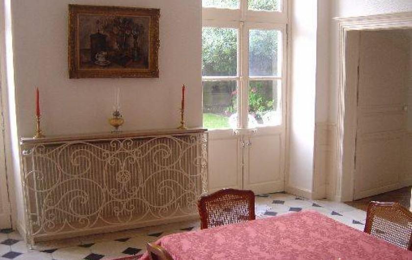 Location de vacances - Maison - Villa à Semur-en-Auxois