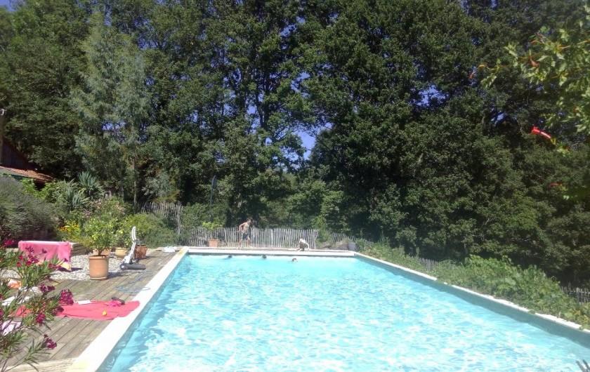 Location de vacances - Mas à Saint-Projet