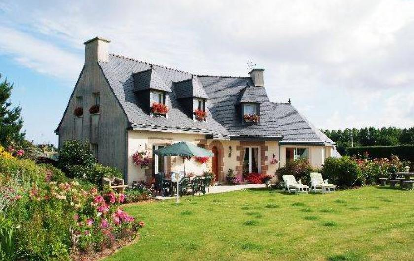 Location de vacances - Maison - Villa à Penvénan