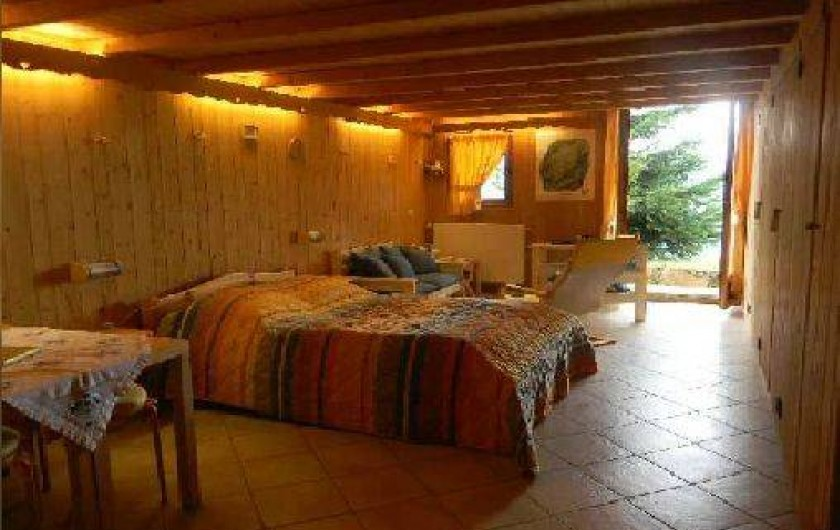 Location de vacances - Mas à Vallon-Pont-d'Arc