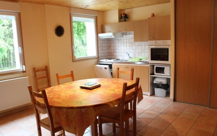 Location de vacances - Gîte à Fournet-Blancheroche - Gîte Thomas