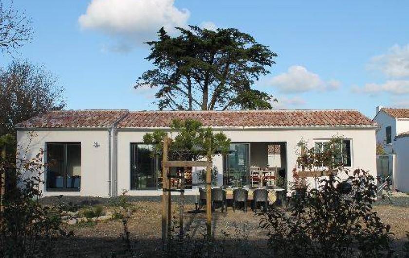 Location de vacances - Villa à La Couarde-sur-Mer