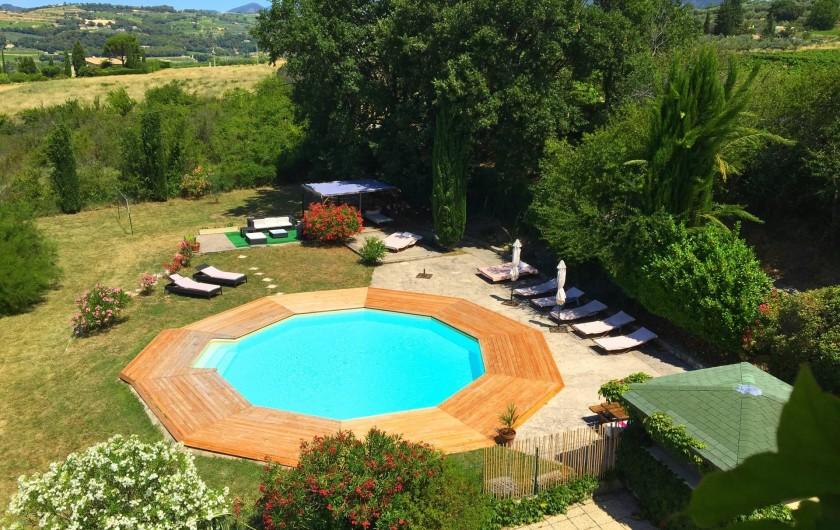 Location de vacances - Maison - Villa à Mirabel-aux-Baronnies