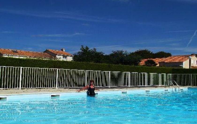 Location de vacances - Villa à Pornic