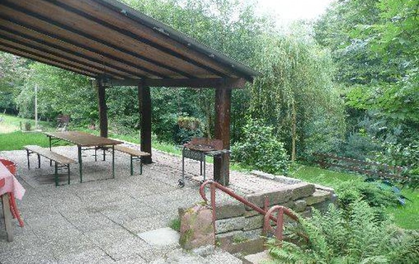 Location de vacances - Chalet à Sondernach