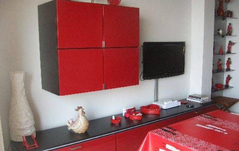Location de vacances - Appartement à Carry-le-Rouet - living