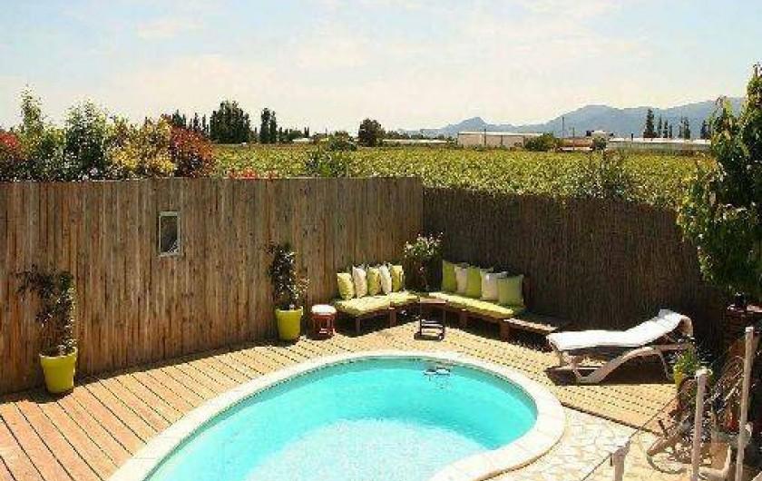 Location de vacances - Villa à Alénya