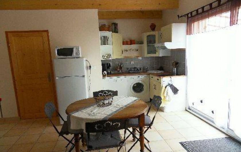 Location de vacances - Gîte à Sallèles-d'Aude