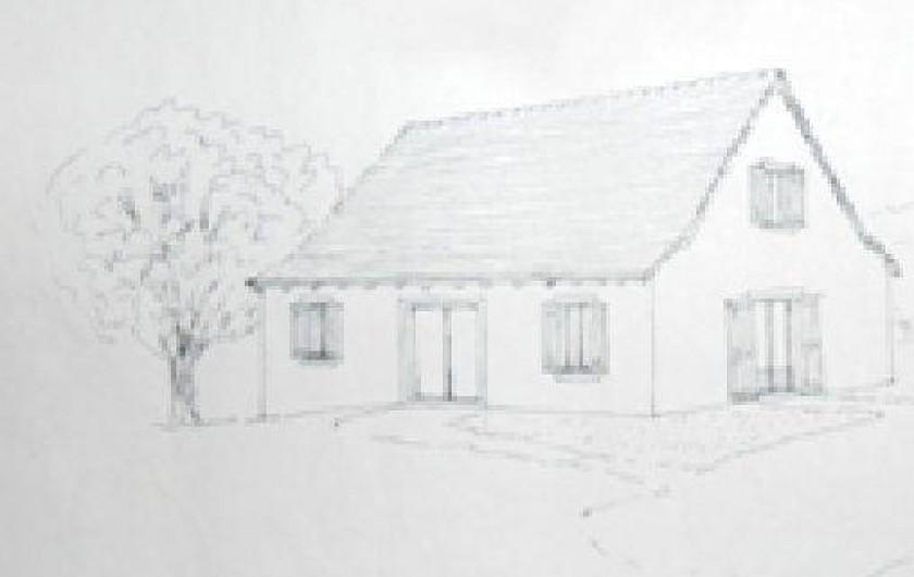 Location de vacances - Villa à Lacave