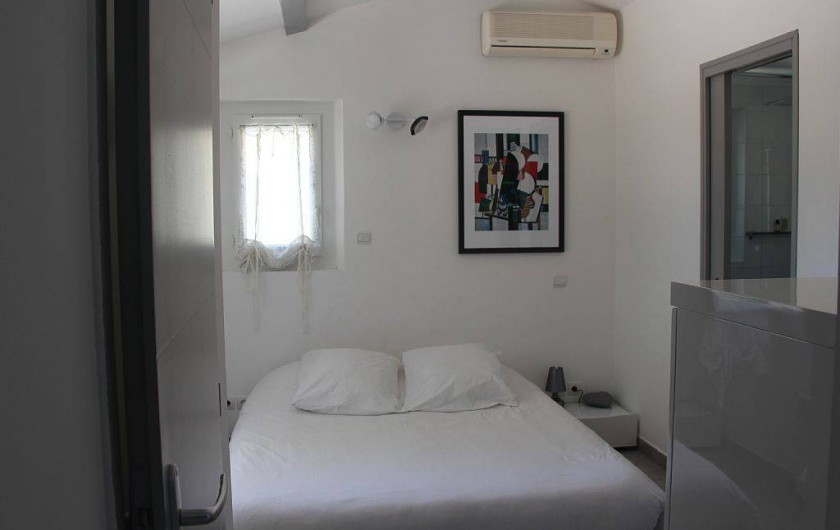 Location de vacances - Studio à Velaux - La Chambre