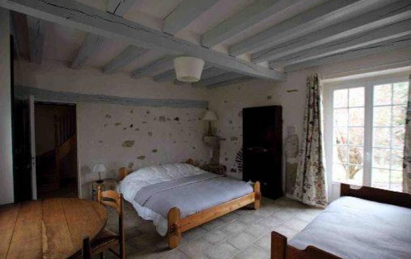 Location de vacances - Gîte à Monthou-sur-Bièvre
