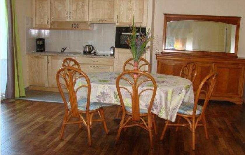 Location de vacances - Appartement à Pluméliau