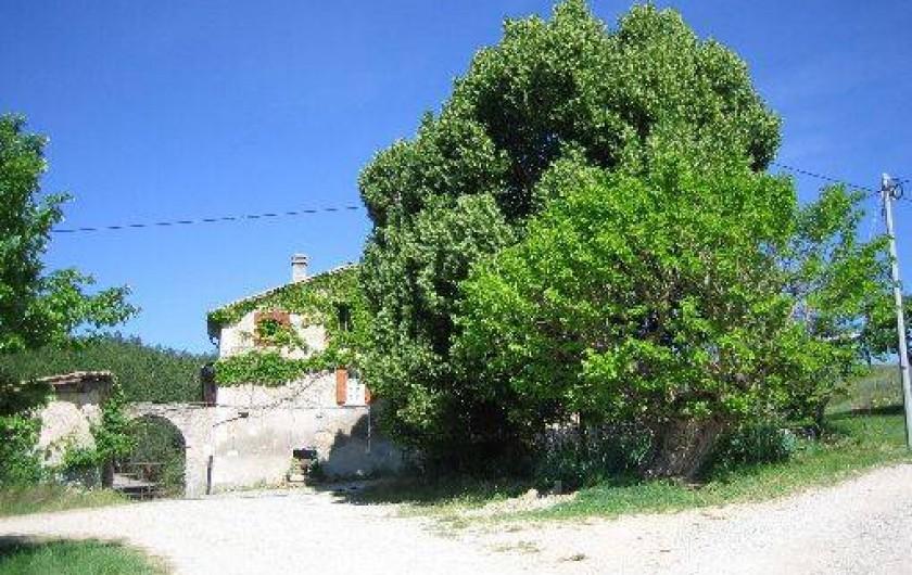 Location de vacances - Gîte à Aiglun