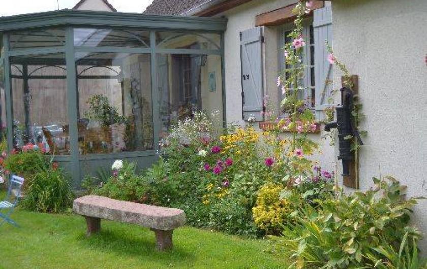 Location de vacances - Chambre d'hôtes à Chaon