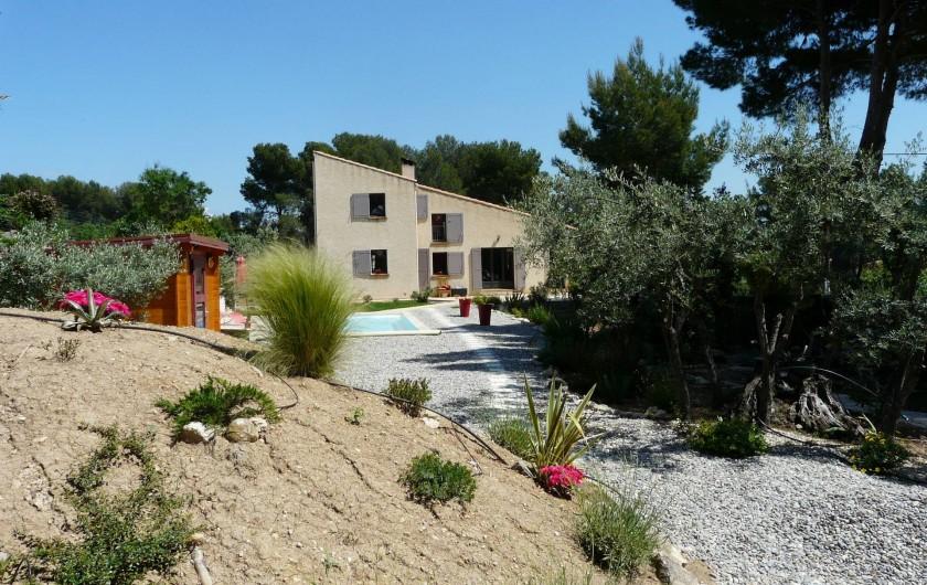 Location de vacances - Chambre d'hôtes à Velaux