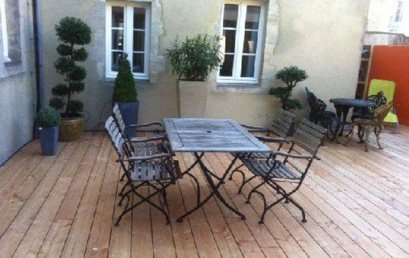 Location de vacances - Appartement à Bayeux