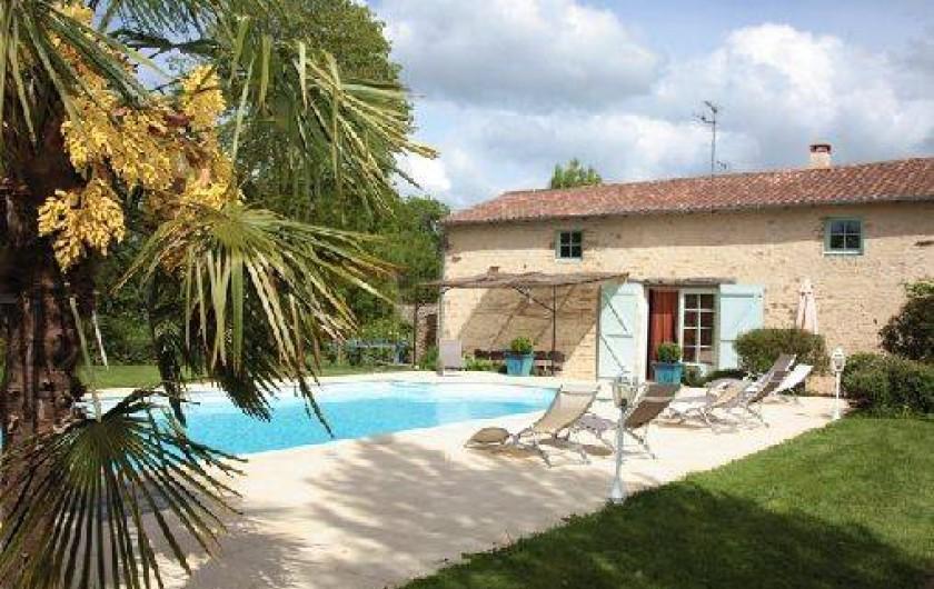 Location de vacances - Gîte à La Jaudonnière