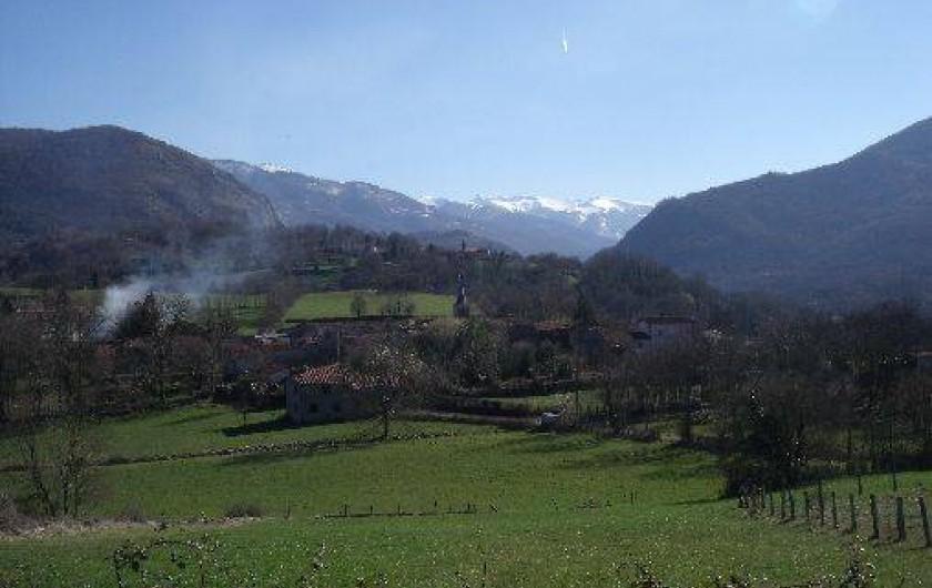 Location de vacances - Chambre d'hôtes à Anla - Vallée de la Barousse