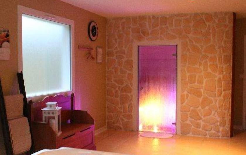 Location de vacances - Chambre d'hôtes à Anla - Hammam