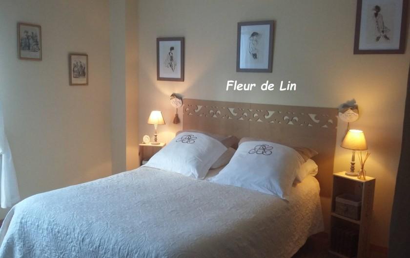 Location de vacances - Chambre d'hôtes à Anla - Fleur de Lin