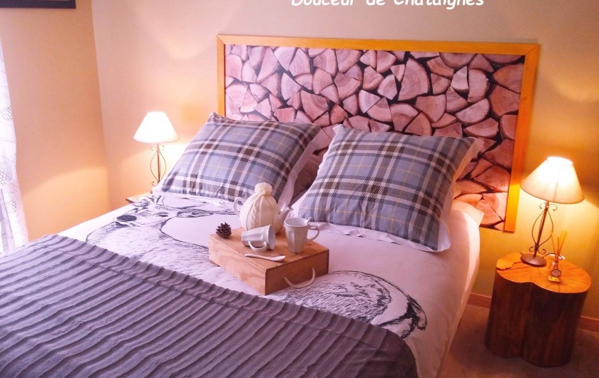 Location de vacances - Chambre d'hôtes à Anla - Douceur de Chataignes