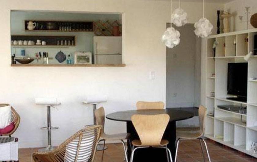 Location de vacances - Appartement à Vieux-Boucau-les-Bains